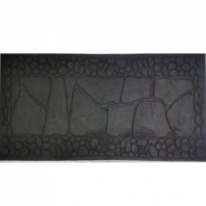Накладка покрытие на ступени 250х750 мм Камни