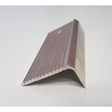 Алюминиевый угловой порог АУ-44х23
