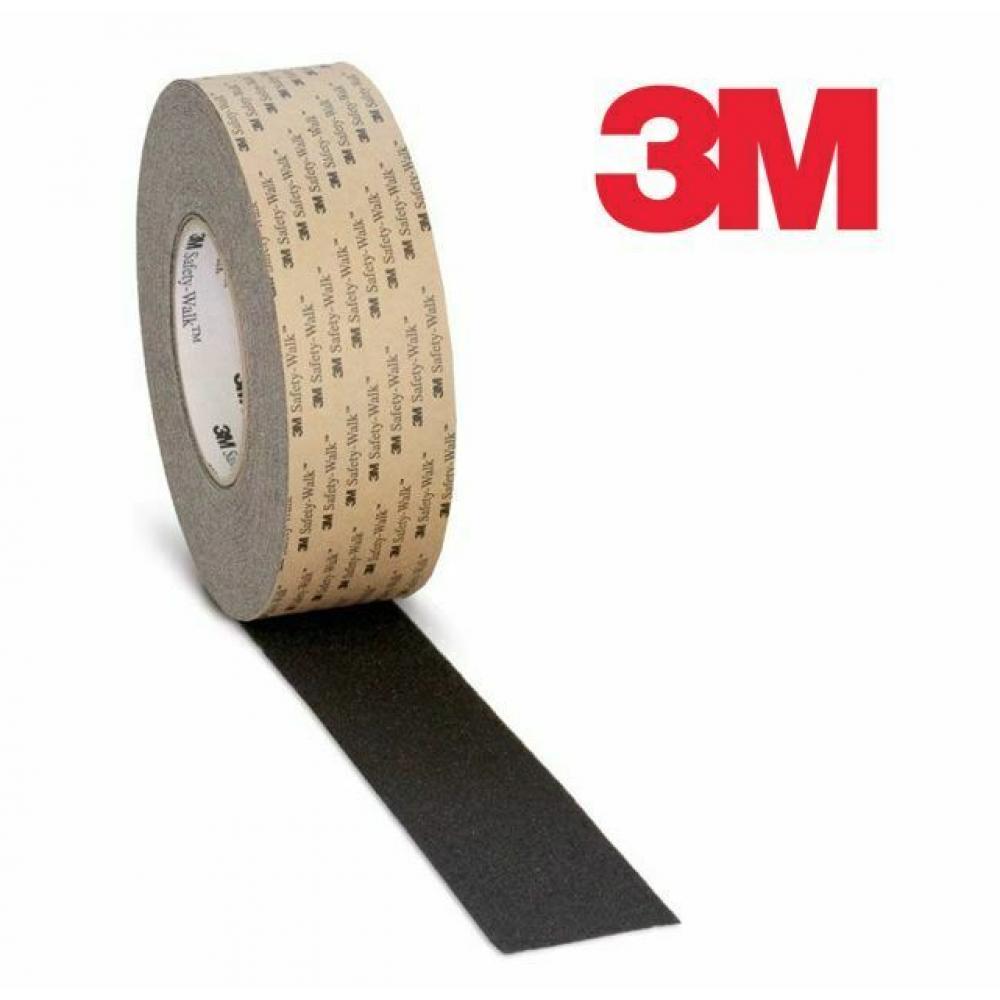 Самоклеящаяся противоскользящая лента Anti Skid Tape крупной зернистости (60 grit). Цвет: черный, желтый, черно/желтый