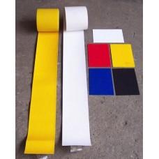 Полимерная износостойкая лента для разметки поверхностей