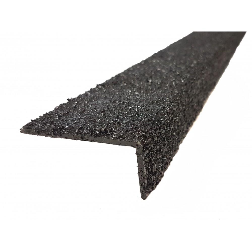 Противоскользящий стеклопластиковый уголок 70 х 30