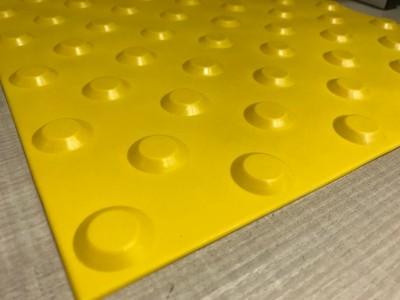Технология укладки тактильной плитки