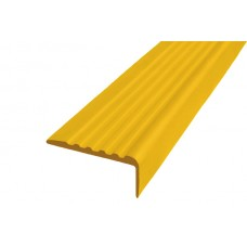 Резиновая накладка 30мм на край ступени с клеевой основой