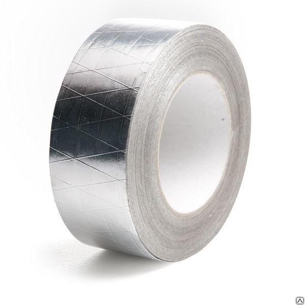 алюминиевая армированная клейкая лента