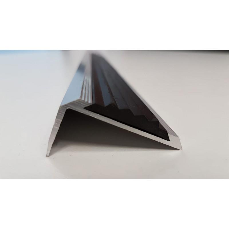 металлический накладной профиль порог